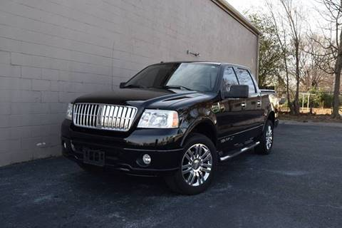 2007 Lincoln Mark LT for sale at Precision Imports in Springdale AR