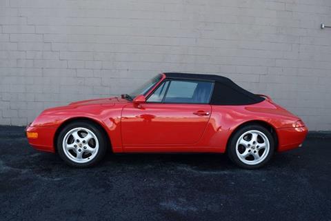 1995 Porsche 911 for sale at Precision Imports in Springdale AR