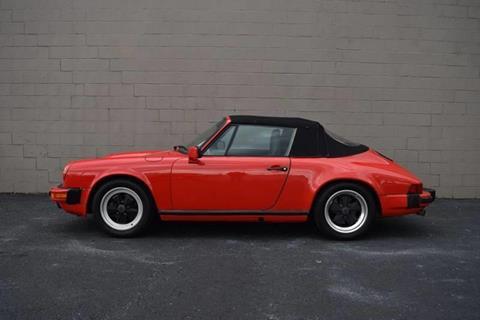 1985 Porsche 911 for sale at Precision Imports in Springdale AR