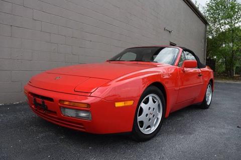 1990 Porsche 944 for sale at Precision Imports in Springdale AR