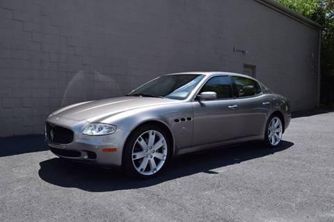 2007 Maserati Quattroporte for sale at Precision Imports in Springdale AR