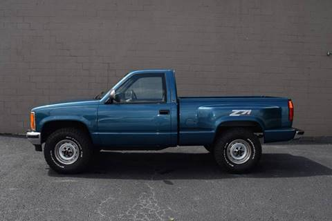 1990 GMC Sierra 1500 for sale at Precision Imports in Springdale AR