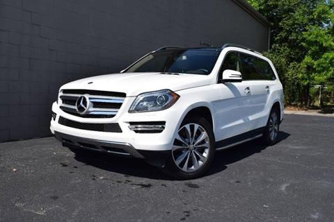 2015 Mercedes-Benz GL-Class for sale at Precision Imports in Springdale AR