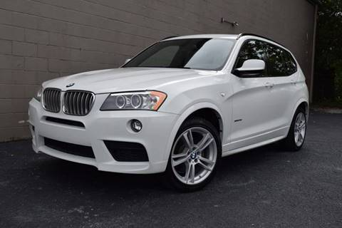 2012 BMW X3 for sale at Precision Imports in Springdale AR