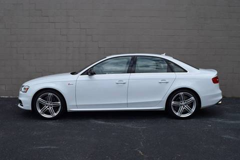 2013 Audi S4 for sale at Precision Imports in Springdale AR