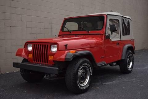 1988 Jeep Wrangler for sale in Springdale, AR