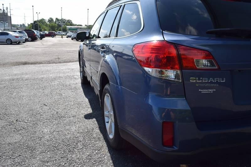 2013 Subaru Outback AWD 2 5i Limited 4dr Wagon In Springdale