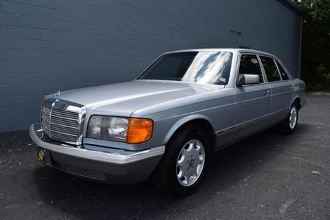 1984 Mercedes-Benz 500-Class for sale in Springdale, AR