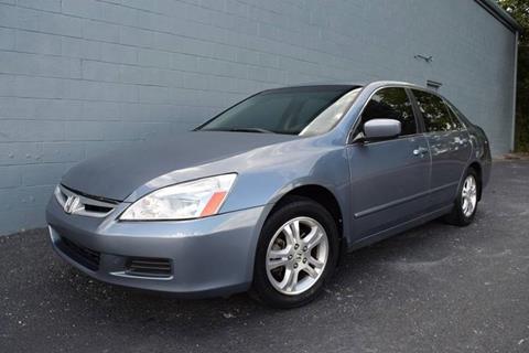 2007 Honda Accord for sale in Springdale, AR