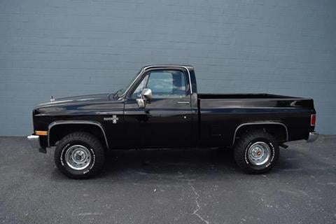 1984 Chevrolet C/K 10 Series for sale at Precision Imports in Springdale AR