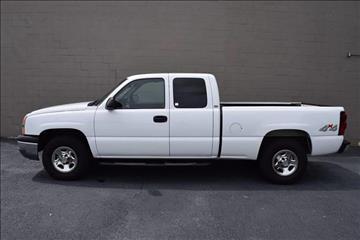 2004 Chevrolet Silverado 1500 for sale in Springdale, AR