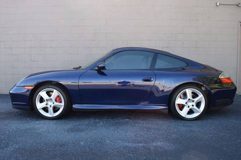 2003 Porsche 911 for sale at Precision Imports in Springdale AR