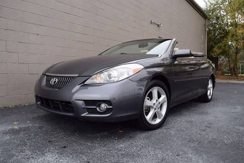 2007 Toyota Camry Solara for sale at Precision Imports in Springdale AR