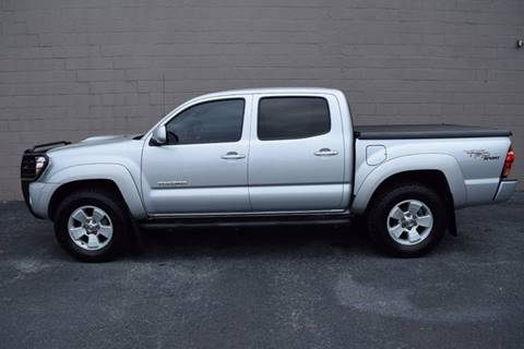 2007 Toyota Tacoma for sale at Precision Imports in Springdale AR