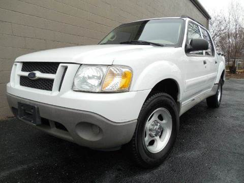 2003 Ford Explorer Sport Trac for sale at Precision Imports in Springdale AR