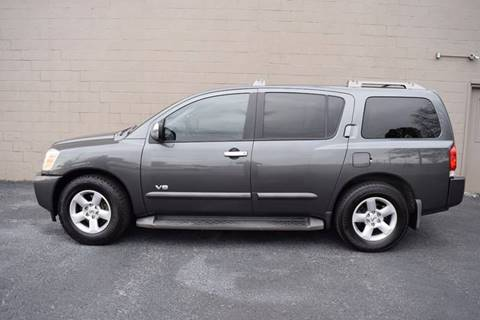 2007 Nissan Armada for sale at Precision Imports in Springdale AR