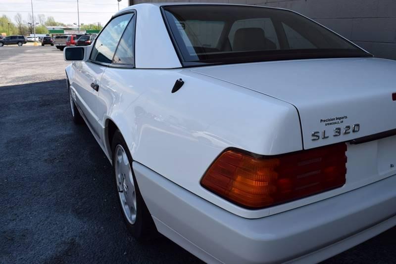 1995 Mercedes-Benz SL-Class SL 320 2dr Convertible - Springdale AR