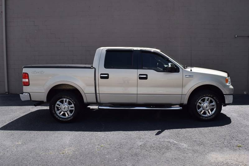 2006 Ford F-150 Lariat 4dr SuperCrew 4WD Styleside 5.5 ft. SB - Springdale AR