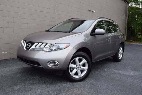 2009 Nissan Murano for sale at Precision Imports in Springdale AR