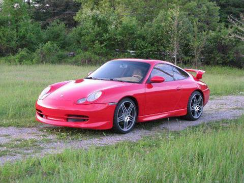2000 Porsche 911 for sale at The Car Vault in Holliston MA