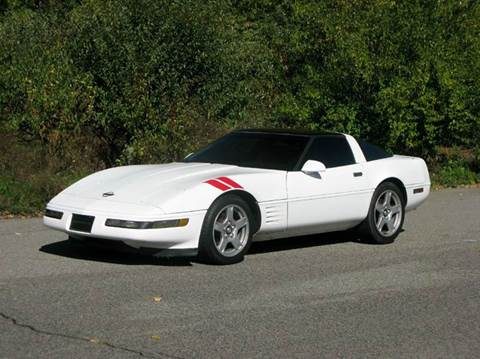 1991 Chevrolet Corvette for sale at The Car Vault in Holliston MA