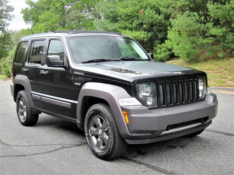 2010 jeep liberty 4x4 renegade 4dr suv in holliston ma the car vault. Black Bedroom Furniture Sets. Home Design Ideas