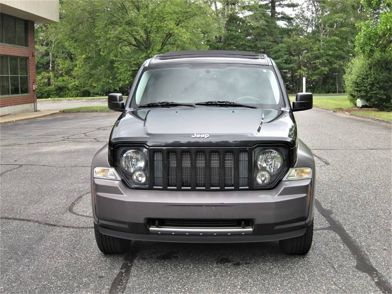 2010 Jeep Liberty 4x4 Renegade 4dr SUV In Holliston MA   The Car Vault