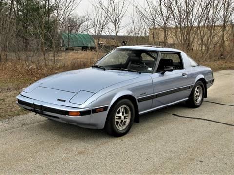 1983 Mazda RX-7 for sale in Holliston, MA