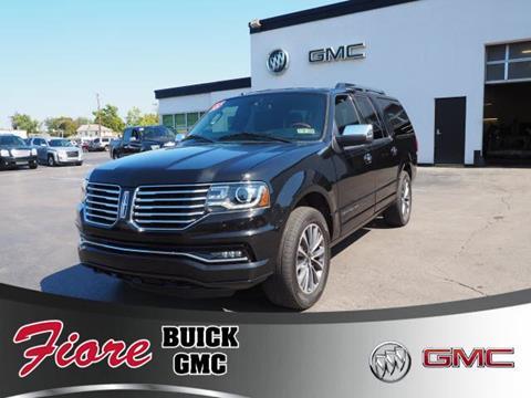2015 Lincoln Navigator L for sale in Altoona, PA