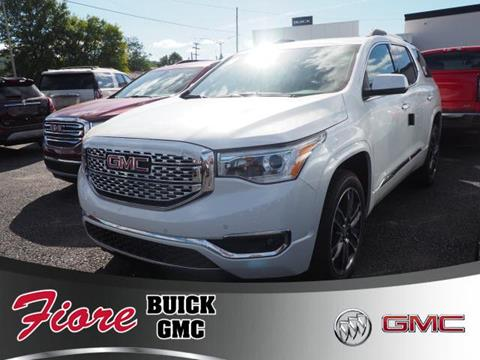 2018 GMC Acadia for sale in Altoona, PA