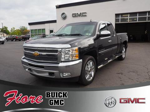 2012 Chevrolet Silverado 1500 for sale in Altoona, PA