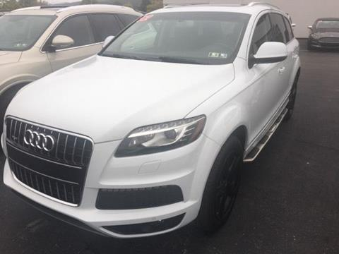 2012 Audi Q7 for sale in Altoona, PA