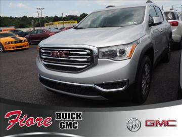2017 GMC Acadia for sale in Altoona, PA