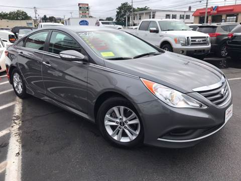 2014 Hyundai Sonata for sale in Malden, MA