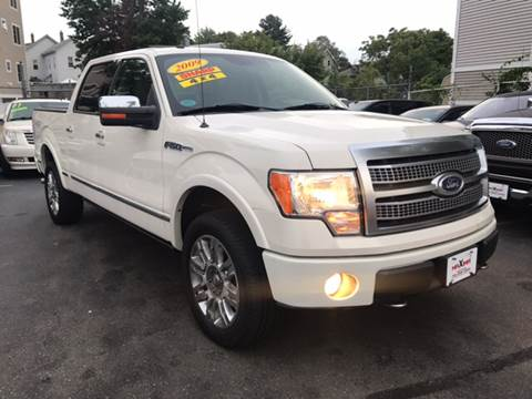 2009 Ford F-150 for sale in Malden, MA