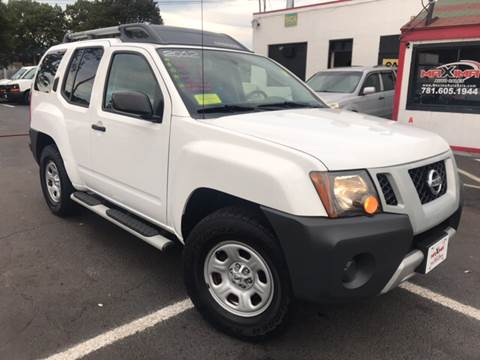 2012 Nissan Xterra for sale in Malden, MA