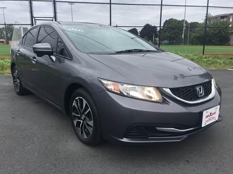 2015 Honda Civic for sale in Malden, MA
