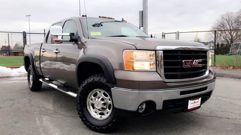 2008 GMC Sierra 2500HD for sale in Malden, MA