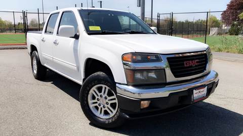 2011 GMC Canyon for sale in Malden, MA