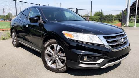 2013 Honda Crosstour for sale in Malden, MA