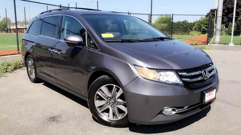 2015 Honda Odyssey for sale in Malden, MA
