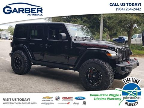 2018 Jeep Wrangler Unlimited for sale in Green Cove Springs, FL