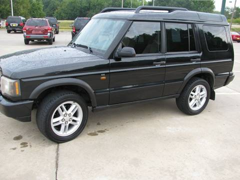 2004 Land Rover Discovery for sale in Sallisaw, OK