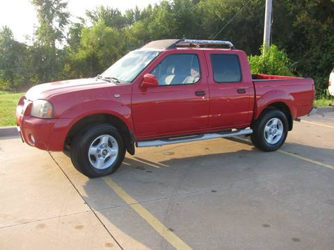 2001 Nissan Frontier for sale in Sallisaw, OK