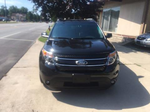 2011 Ford Explorer for sale in South Bend, IN
