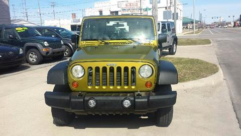 2007 Jeep Wrangler for sale in South Bend, IN