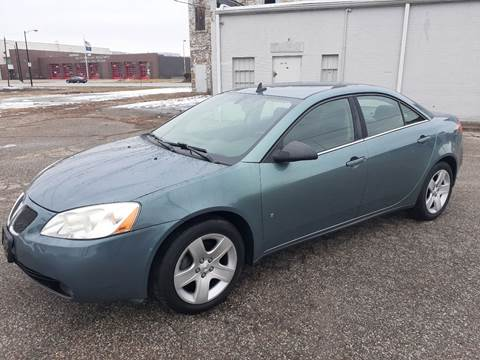 2009 Pontiac G6 for sale at Two Rivers Auto Sales Corp. in South Bend IN