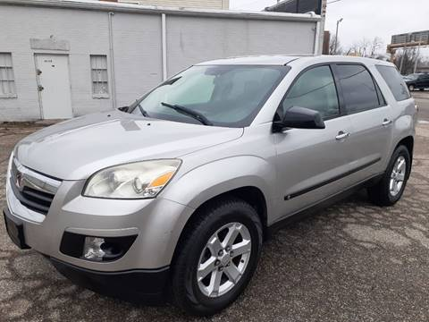 2007 Saturn Outlook XE for sale at Two Rivers Auto Sales Corp. in South Bend IN