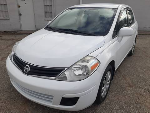 2010 Nissan Versa 1.8 S for sale at Two Rivers Auto Sales Corp. in South Bend IN