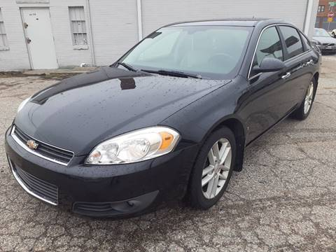 2008 Chevrolet Impala LTZ for sale at Two Rivers Auto Sales Corp. in South Bend IN